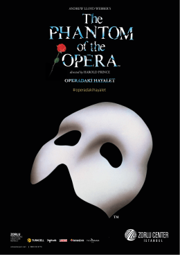 Andrew Lloyd Webber - The Phantom Of The Opera