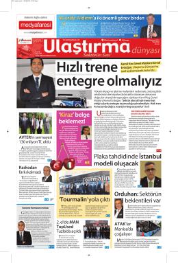 Plaka tahdidinde İstanbul modeli oluşacak