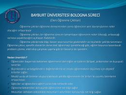 Slayt 1 - Bayburt Üniversitesi