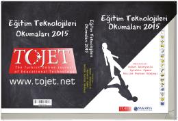 İndir - International Educational Technology Conference