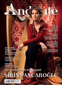 Andante – Aralık 2015 Yazılı Basın