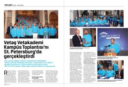 Vetas Vetakademi-İnfovet Dergisi