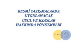 Elektronik imza - Boğaziçi Üniversitesi