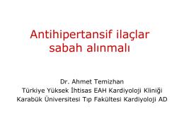 Dr. Ahmet Temizhan