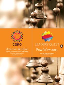 Pow-Wow 2015