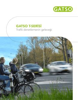 gatso t-serisi broşür - TEDES - Trafik Elektronik Denetleme Sistemleri