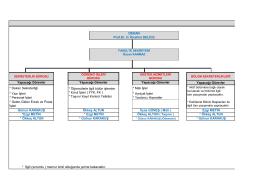 İdari Teşkilat Şeması