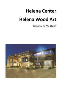 Helena Center Helena Wood Art