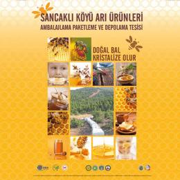 Sancaklı Köyü Arı Ürünleri