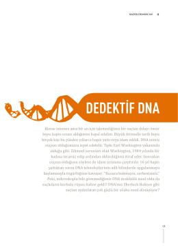 DEDEKTİF DNA