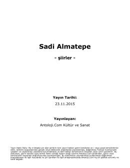 Sadi Almatepe