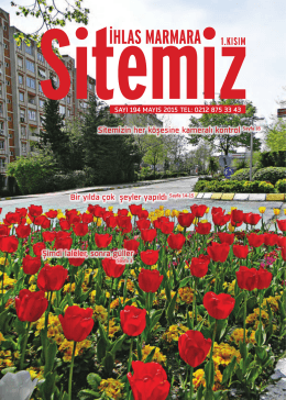 05-SITEMIZ DERGISI MAYIS 2015