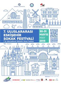 Tam liste festival programını PDF formatında detaylı şekilde