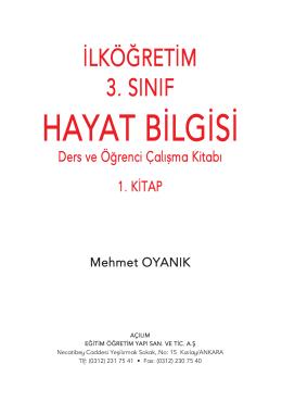 1. Kitap