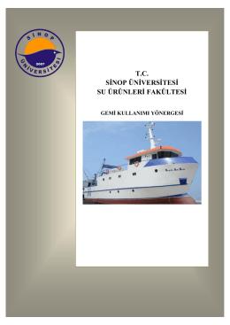 Araştırma Gemisi Yönergesi