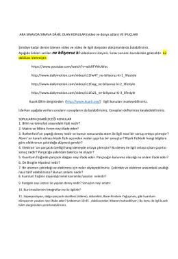 d01-ara sınavda sınava dahil olan konular