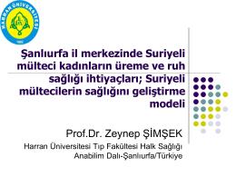 Sağlığı Geliştirme Modeli