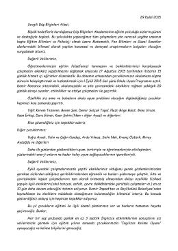 the PDF file - Düş Bilginleri Akademisi