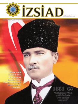 PDF Olarak Görüntüle - İzmir Sanayici ve İşadamları Derneği