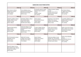 kasım 2015 aylık yemek listesi