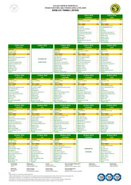 ekim ayı yemek listesi