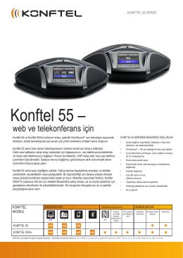 Konftel 55 –