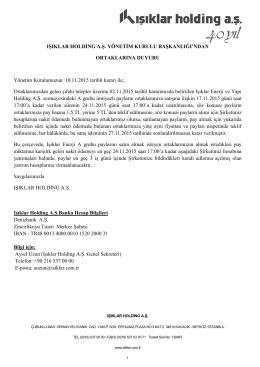 fax kapak sayfası