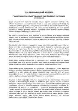 devamı için tıklayınız. - Türk Ceza Hukuku Derneği