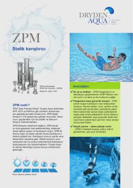 Statik karıştırıcı - the Dryden Aqua Pools Website