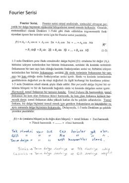 D03_Fourier - Mavi Egitim