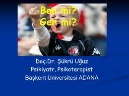 Slayt 1 - Başkent Üniversitesi Adana Hastanesi