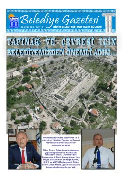 30 Eylül 2015 - Didim Belediyesi