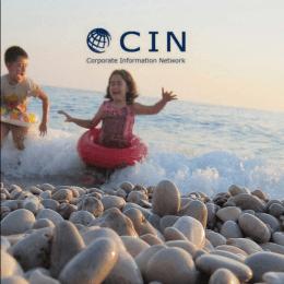 CIN_Brosür - CIN Consult