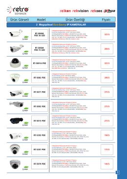 retro fiyat liste yeniii