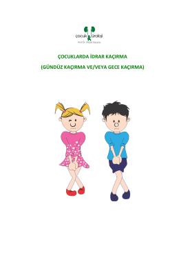 burayı - Çocuk Üroloji