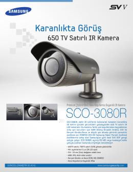 SCO-3080R