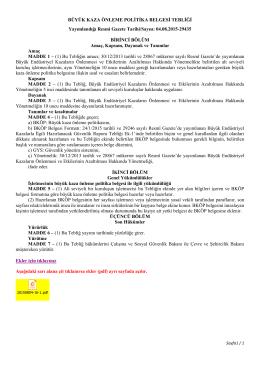 Buyuk-Kaza-Onleme-Politika-Belgesi-Tebligi-04.08.2015