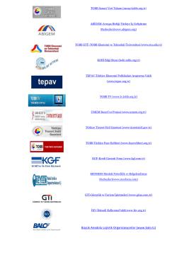 Büyük Anadolu Lojistik Organizasyonlar (www.balo.tc)
