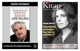 23 Ekim 2015 Aydınlık Gazetesi Kitap Eki okumak için görseli