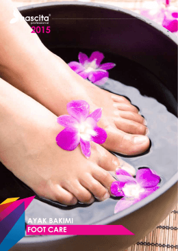 AYAK BAKIMI FOOT CARE