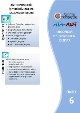 6 ergonomi isgbolumu.com isg bolumu
