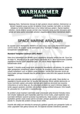 space marıne araçları