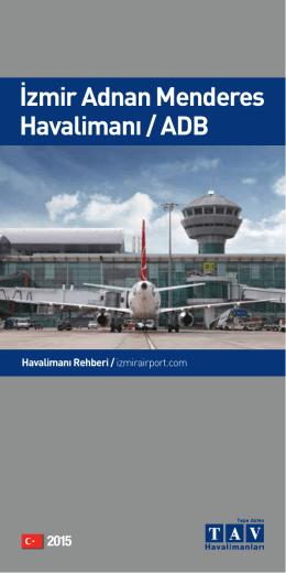 İzmir Adnan Menderes Havalimanı / ADB