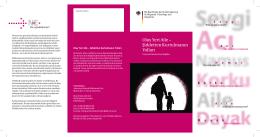 Olay yeri aile - şiddetten çıkış yolu (PDF 1 MB)