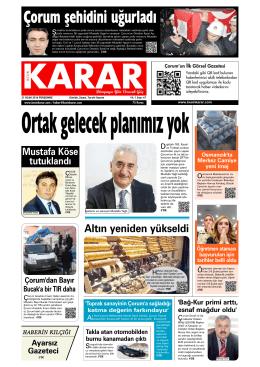 21 Ocak 2016.qxd - Kesin Karar Gazetesi