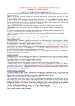 07/08/2015 TARİHLİ ZAMAN GAZETESİNDE YAYINLANMIŞ OLUP