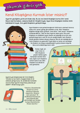 Kendi Kitaplığınızı Kurmak İster misiniz?