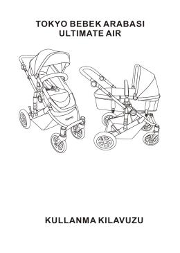 Tokyo Bebek Arabası Kılavuzu