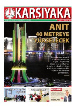 dergi 11.sayı2.indd - Karşıyaka Belediyesi