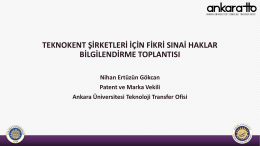 buradan - Ankara TTO